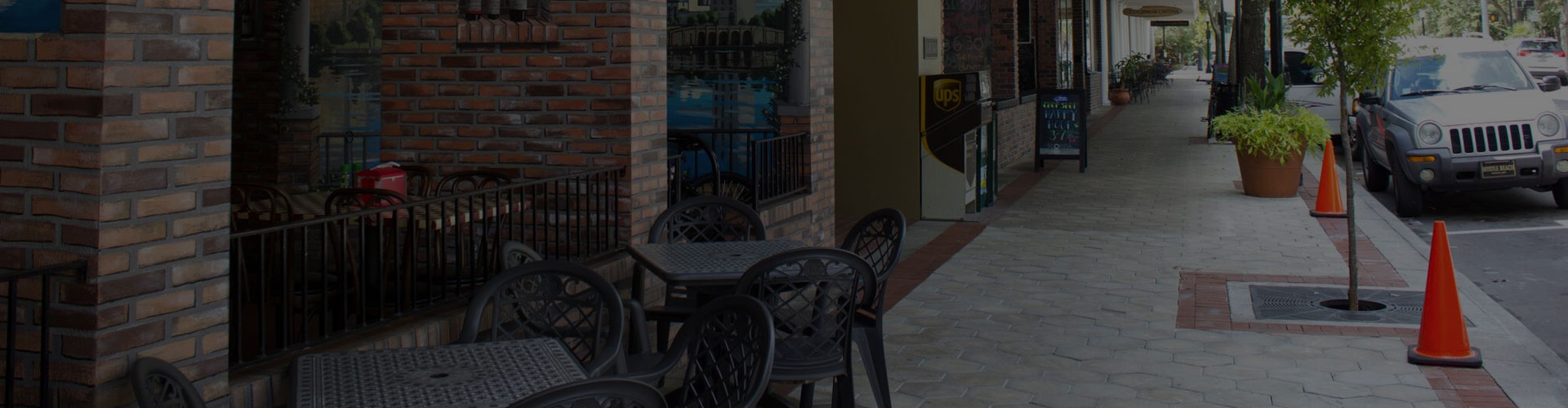 Downtown Lakeland<br>Restaurants