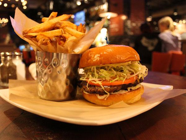 Downtown Lakeland restaurants